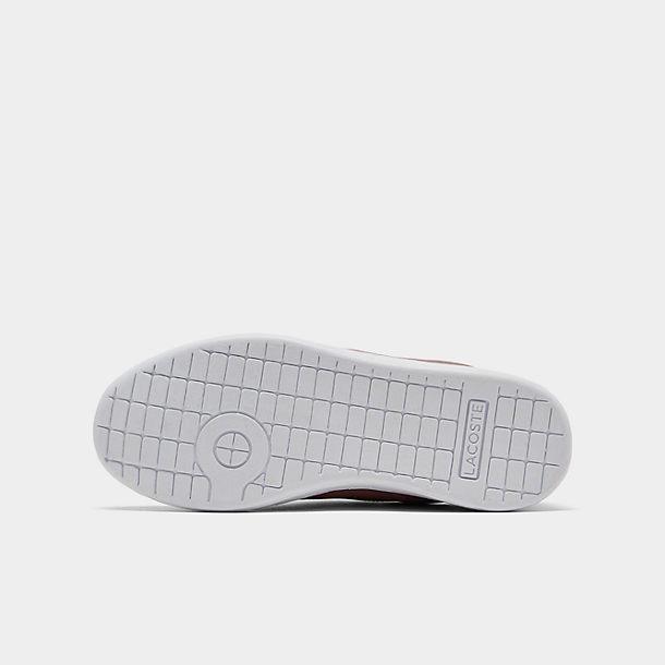 Hurt 100% autentyczny Kod kuponu Girls' Little Kids' Lacoste Carnaby EVO Strap 319 Casual Shoes