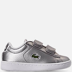 38f1e88bc Girls' Toddler Lacoste Carnaby EVO Strap 319 Casual Shoes