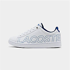 Boys' Big Kids' Lacoste Carnaby EVO Casual Shoes