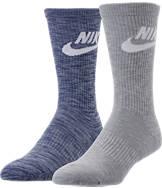 Men's Nike Sportswear Advance Crew Socks - 2 Pack
