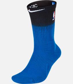 Unisex Nike Orlando Magic NBA City Edition Elite Crew Basketball Socks