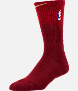 Unisex Nike Houston Rockets NBA City Edition Elite Crew Basketball Socks