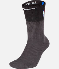 Unisex Nike Detroit Pistons NBA City Edition Elite Crew Basketball Socks