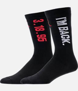 Unisex Jordan 10 Crew Socks