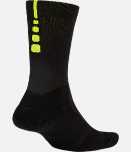 Unisex Nike Atlanta Hawks NBA Elite City Edition Quick Crew Basketball Socks
