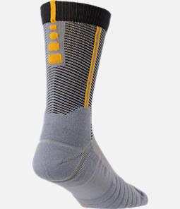 Unisex Nike Cleveland Cavaliers NBA Elite City Edition Quick Crew Basketball Socks