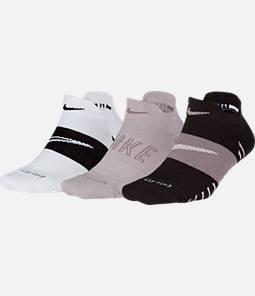 Women's Nike Dry Cushion Low Training Socks - 3 Pack