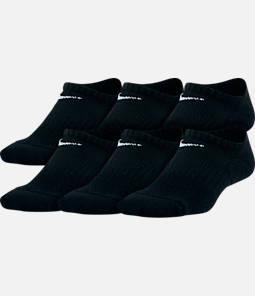 Kids' Nike 6-Pack No-Show Socks