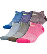 Women's Nike 6-Pack No-Show Socks
