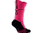 Unisex Nike Elite Versatility Kay Yow Basketball Crew Socks by Nike