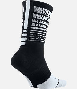 Unisex Nike Elite 1.5 Pulse Crew Basketball Socks Product Image