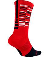 Unisex Nike Elite 1.5 Graphic Crew Basketball Socks