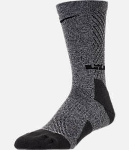 Unisex Nike LeBron Elite Crew Basketball Socks