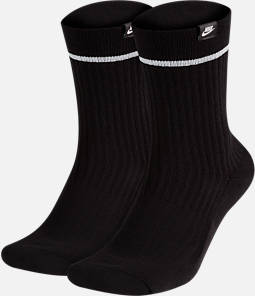 Unisex Nike Sportswear 2-Pack Essential Sneaker Crew Socks