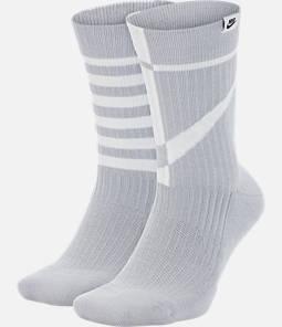 Unisex Nike 2-Pack SNKR Sox Crew Socks
