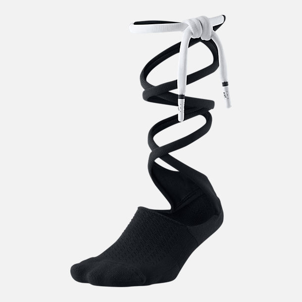 f85d03afb6 Women's Nike SNKR Sox Knee High Lace Up Socks