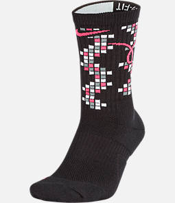 Unisex Nike Elite Crew Kay Yow Basketball Socks