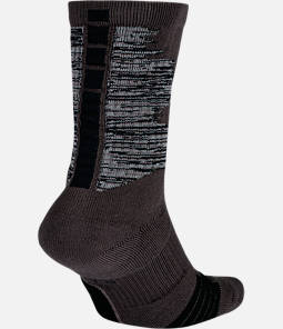 Unisex Nike Elite Graphic Basketball Crew Socks