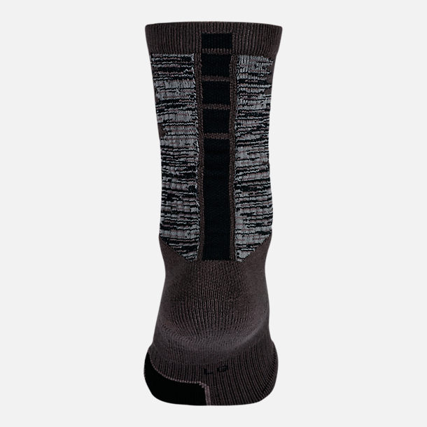 Alternate view of Unisex Nike Elite Graphic Basketball Crew Socks