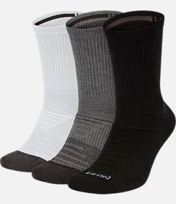 Unisex Nike Everyday Max Cushion 3-Pack Crew Training Socks
