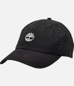 Timberland Cotton Strapback Dad Baseball Hat