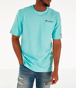 Men's Champion Heritage Pocket T-Shirt