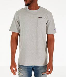 Men's Champion Heritage Pocket T-Shirt