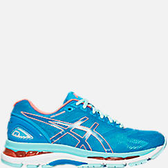 Women's Asics GEL-Nimbus 19 Wide Width Running Shoes