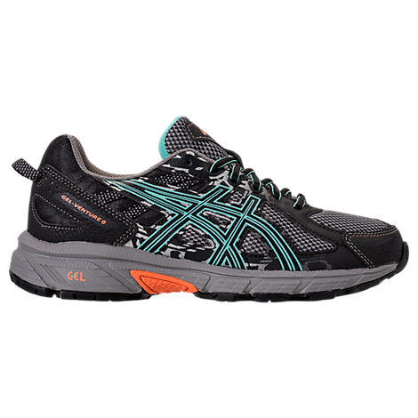 Asics WOMEN'S GEL-VENTURE 6 RUNNING SHOES, BLACK
