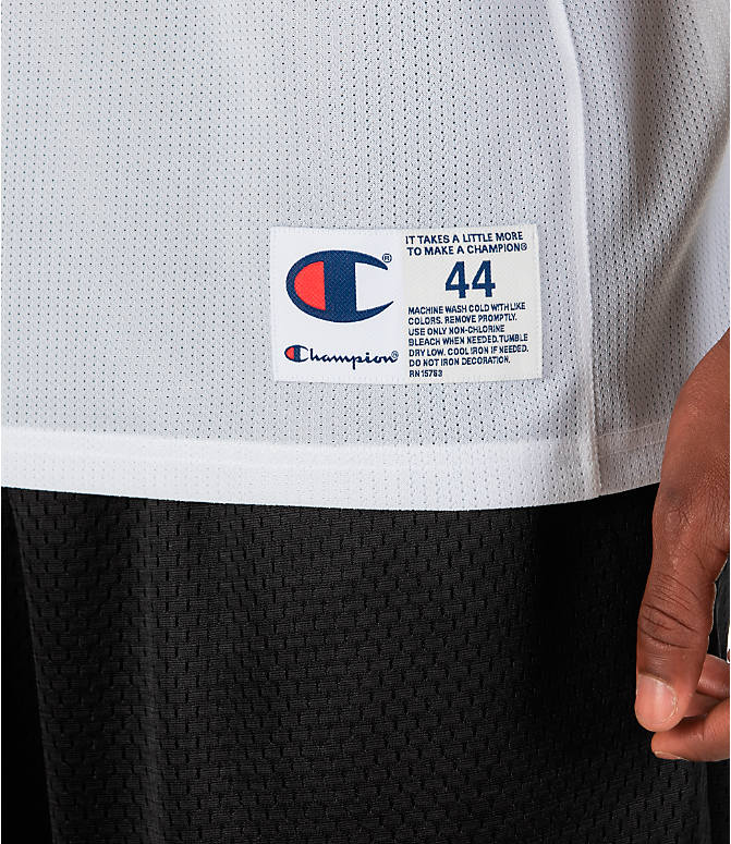 Detail 2 view of Men's Champion Graphic Mesh Jersey