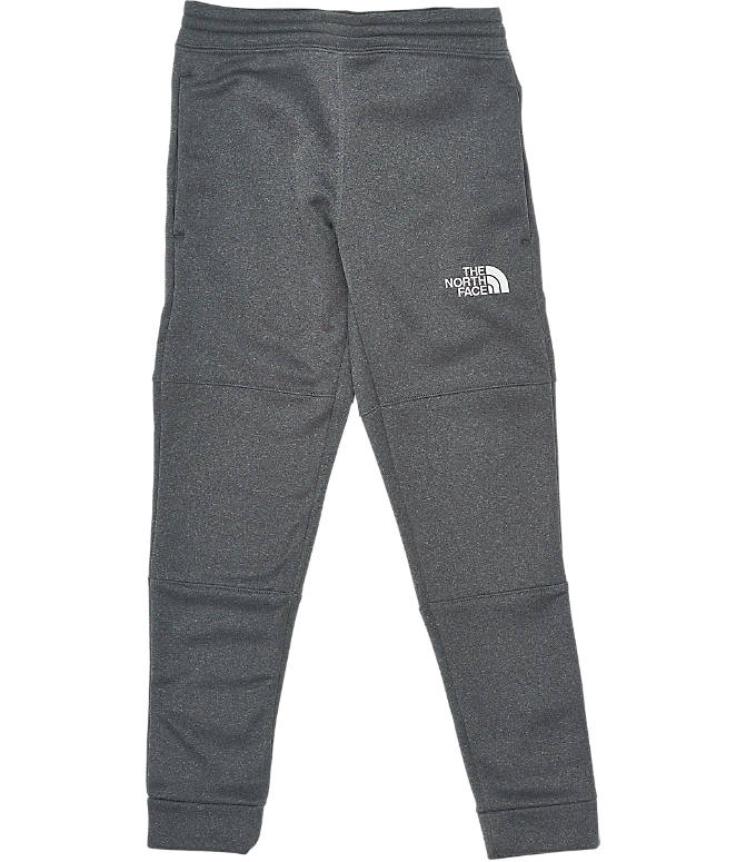 Front view of Boys' The North Face Mittelegi Pants in White