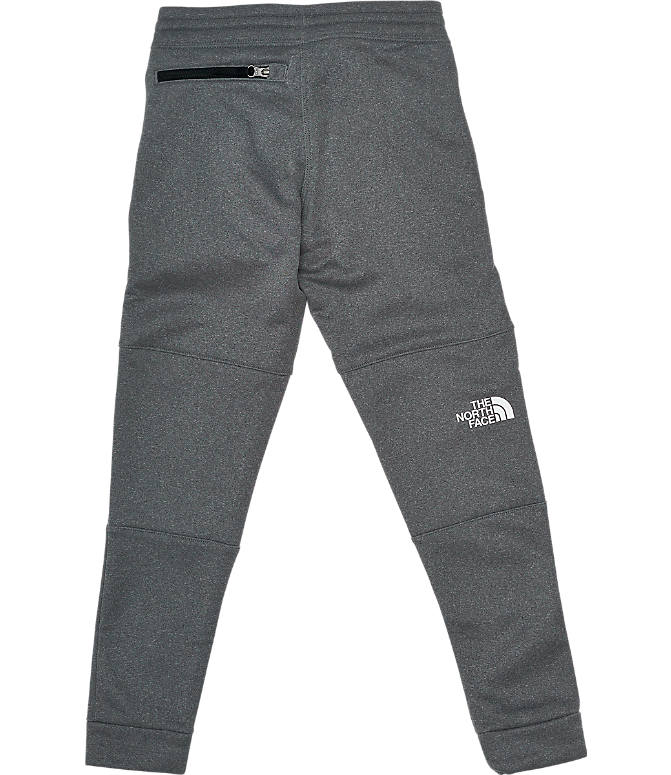 Back view of Boys' The North Face Mittelegi Pants in White