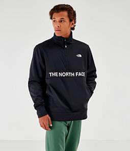 Men's The North Face Train N Logo Half-Zip Sweatshirt