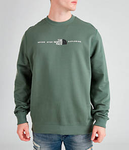 Men's The North Face Never Stop Exploring Crewneck Sweatshirt