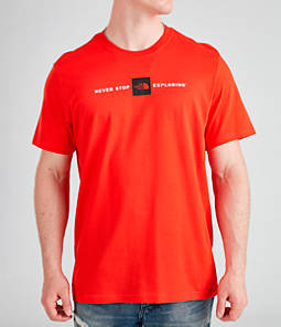 Men's The North Face Never Stop Exploring Box T-Shirt