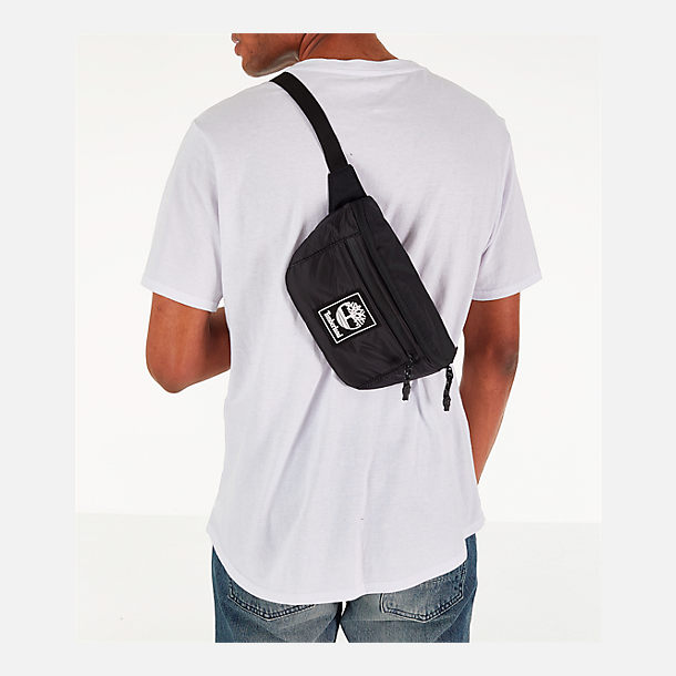 Alternate view of Timberland Recover Waist Pack in Black/White