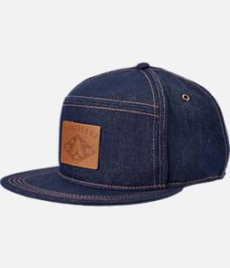 Timberland Plum Island 5 Panel Adjustable Back Hat