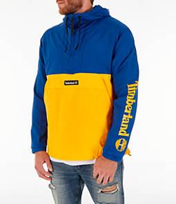 Men's Timberland Color Block Windbreaker Jacket
