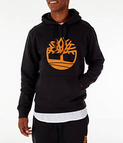 Men's Timberland Big Tree Logo Hoodie