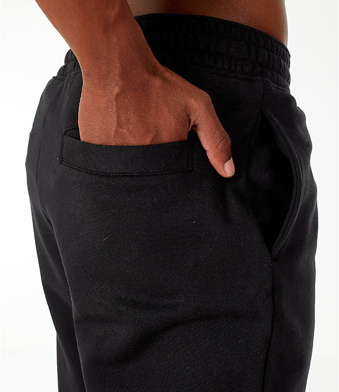 Detail 1 view of Men's Timberland Logo Jogger Pants in Black