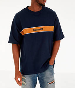 Men's Timberland Striped Box T-Shirt