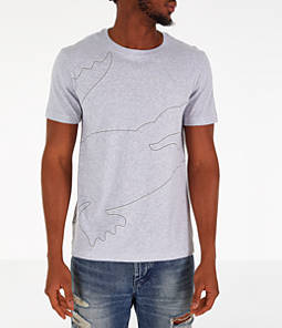 Men's Lacoste Big Croc T-Shirt