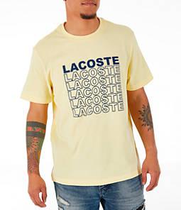 Men's Lacoste Allover Print T-Shirt