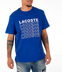 Men's Lacoste Allover Print T-Shirt