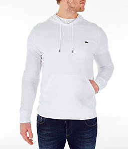 Men's Lacoste Long Sleeve Hoodie T-Shirt