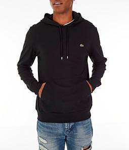 Men's Lacoste Long Sleeve Hoodie T-Shirt