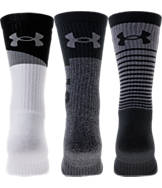 Men's Under Armour Phenom 3.0 3-Pack Crew Socks