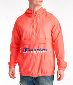 Men's Champion Manorak Windbreaker Jacket
