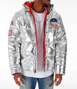 Men's Champion Metallic Puffer Coat