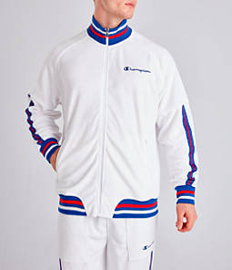 Men's Champion Terry Warm-Up Jacket
